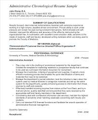 chronological resume templates chronological resumes free chronological resume template simple