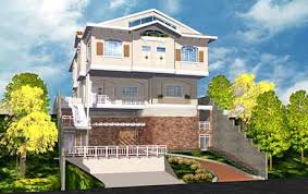 multi level home plans modern contemporary residential design custom home plans by
