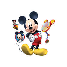 mickey mouse clubhouse wall decals roselawnlutheran fathead disney mickey mouse clubhouse wall decal