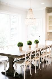 best farmhouse table centerpieces ideas pinterest west paul model custom home homes dining room off