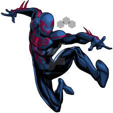 spiderman 2099 fan art spider man 2099 marvel avenger