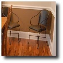 How To Protect Wall From Chairs By Moulding Type Cortland Hardwood Products Llc