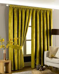 Yellow And Green Living Room Curtains Curtains Green And Brown Curtains Inspiration Curtain Design For