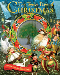 the twelve days of christmas accord publishing jade fang