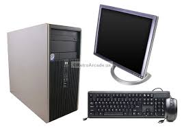 compaq pc bureau refurbished hp compaq dc5700 tower pc 2 2 ghz 4 gb ram 250 gb
