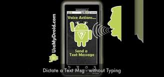android voice how to program your android phone to respond to voice commands