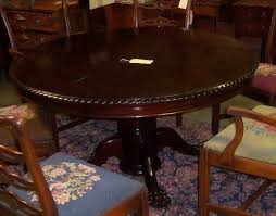 mahogany dining room set mahogany dining table 54 chippendale style with 5 leaves from