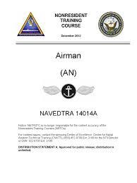 navedtra 14014a airman united states navy naval aviation