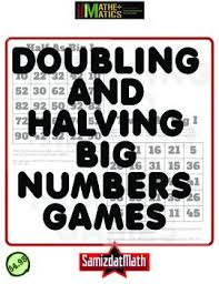82 best maths double and half images on pinterest math doubles