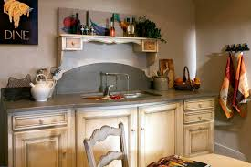 provence style kitchen traditional wooden rustique cosi