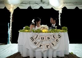 mr mrs wedding table decorations wedding trends sweetheart tables