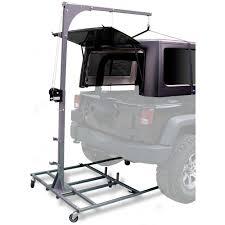 lange originals 014 100 jeep wrangler hoist a cart 2007 2018