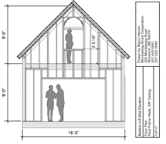 Bungalow With Loft Floor Plans by Madison Bungalow In A Box