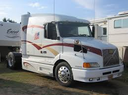 2013 volvo semi volvo model lines heavy haulers rv resource guide