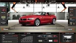 bmw build your car pscars com launches the most advanced automotive tool to