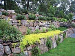 Best  Steep Rock Ideas On Pinterest Garden Steps Terraced - Rock wall design