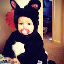 Skunk Halloween Costumes Skunk Roo Baby Halloween Costume
