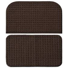 Memory Foam Kitchen Rug by Buy Brown Kitchen Rugs From Bed Bath U0026 Beyond