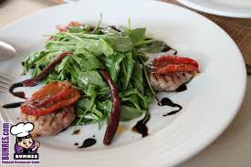 cuisine tessa restaurant review mostly all around the tessa