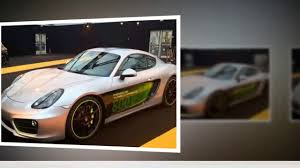 electric porsche supercar one off electric porsche cayman e volution revealed youtube