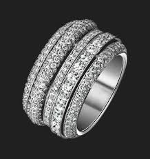luxury diamonds rings images Possession chain motif ring i own luxury jpg