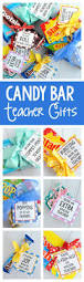 thanksgiving day gift ideas teacher appreciation gift idea candy bars appreciation gifts