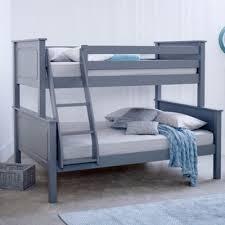 Three Sleeper Bunk Bed Buy Happy Beds Vancouver Wood Kids Triple Sleeper Bunk Bed With 2
