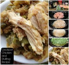 crock pot turkey recipes for thanksgiving crockpot chicken and stuffing recipe isavea2z com