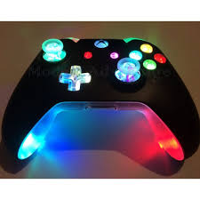how to change the color of ps4 controller light xbox one controller full color changing led mod xbox change and