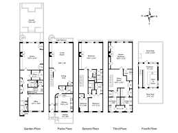 4 story house plans 52 best 4 story th plan images on architecture 4