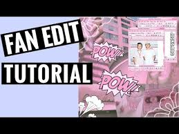 how to make fan edits macbook heart effect on photos tutorial videominecraft ru
