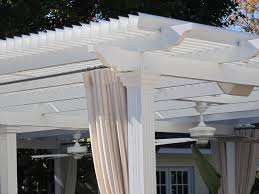 Louvered Roof Pergola by American Louvered Roofing Systems Virginia Old Dominion