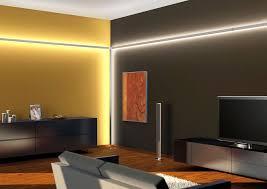 Led Beleuchtung Wohnzimmer Planen Led Indirekte Beleuchtung Selber Bauen Haus Renovierung Mit