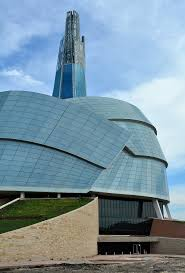 canadian museum for human rights nearing completion winnipeg