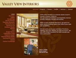 valley view interior design interior design amador