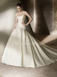 white semi cathedral train sleeveless sweetheart ball gown gallery