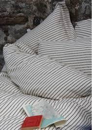 vintage stripe cotton ticking end of line sale