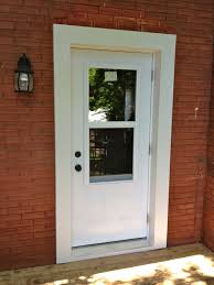 How To Frame A Door Opening Exterior Door With Opening Window Home Design Ideas