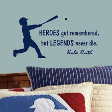 shop all decals boys wall decals heroes get remembered but shop all decals boys wall decals heroes get remembered but legends never die wall decal