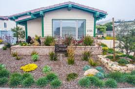drought tolerant landscaping design to make your backyard more
