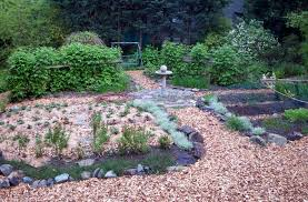 early spring in the garden should i use wood chips for vegetable