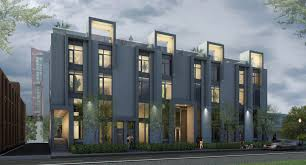 townhouse design the urban townhouse comes of age the star