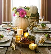 Table Centerpieces For Thanksgiving Easy Thanksgiving Centerpieces Midwest Living