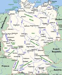 germania map the lost fort the romans in germania a geography lesson