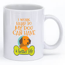 i work hard mug u2013 iheartdogs com