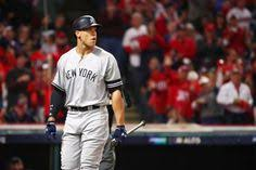 Aaron Judge Gary Sanchez Struggle In Game 1 Loss To Indians Newsday - 8 must know facts about stanford rape judge aaron persky brock