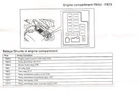 2002 volvo s60 relay diagram image details