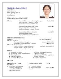 write my resume my resume resume templates