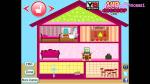 decor doll house decorating games room ideas renovation classy