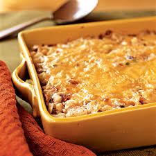 hash brown casserole with bacon onions u0026 cheese recipe myrecipes